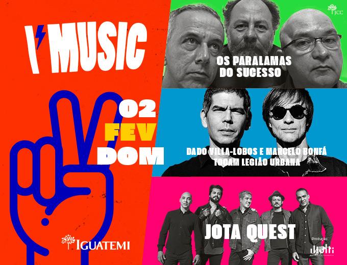 I' Music 02/02 Domingo
